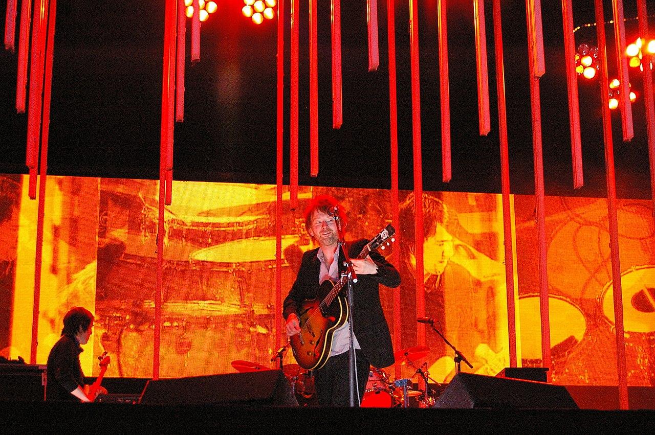 Radiohead - tour 2008