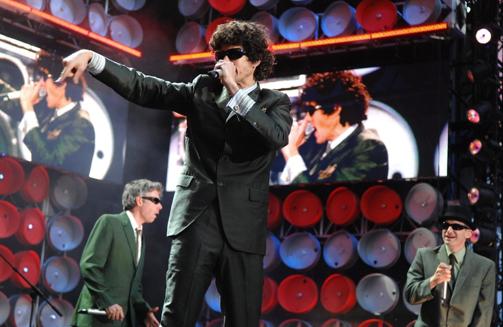 Beastie Boys - Live Earth 2007
